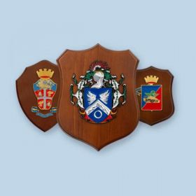 Military/Heraldic Wall Plaques
